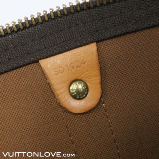 Louis Vuitton Datumkod Köpa Äkta Louis Vuitton Vuitton Love