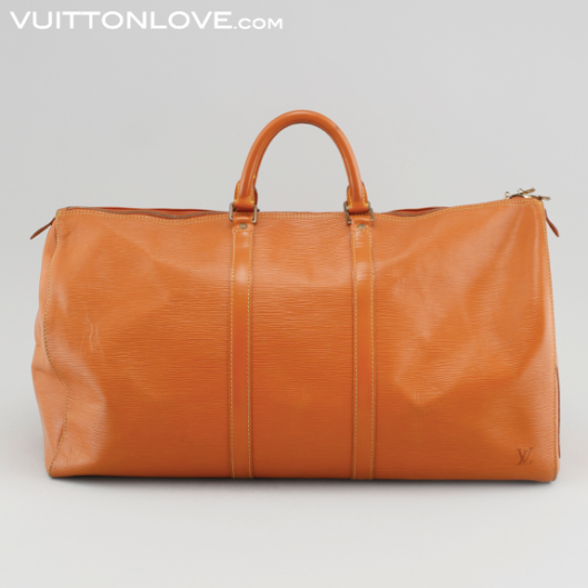 Louis Vuitton Keepall Epi guide till äkta Louis Vuitton Vuitton Love