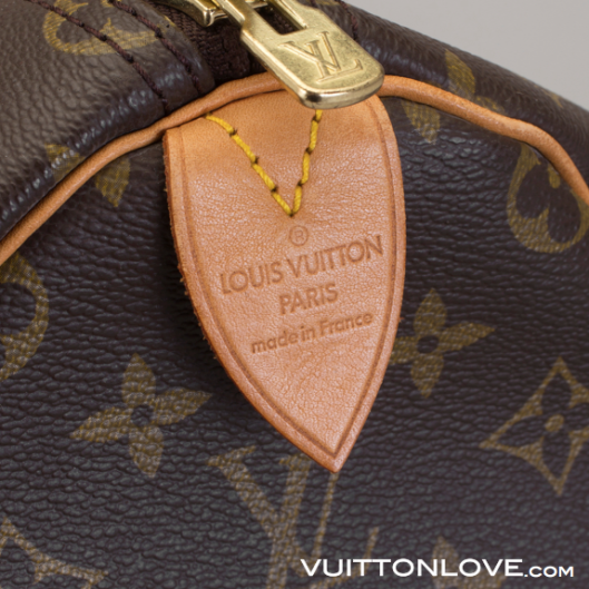 Louis Vuitton Keepall tag guide till äkta Louis Vuitton Vuitton Love