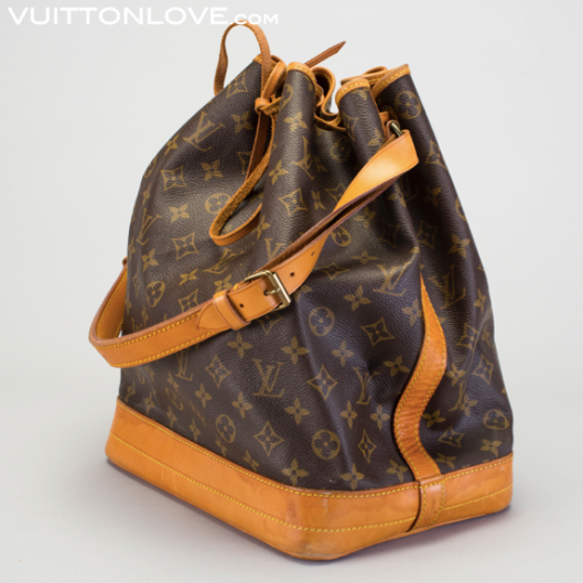 Louis Vuitton Noé guide till äkta Louis Vuitton Vuitton Love