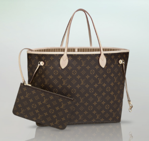 Louis Vuitton Neverfull Ny Modell