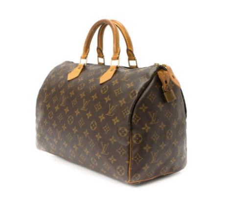 Louis Vuitton Speedy Monogram Canvas