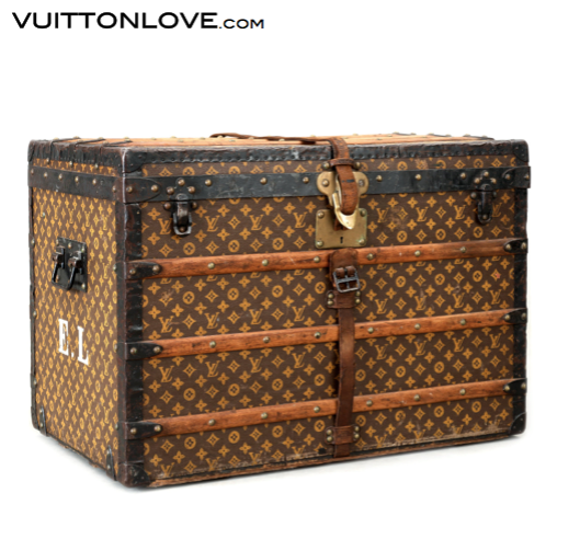 Louis Vuitton Monogram Canvas Trunk Bukowskis - Vuitton Love