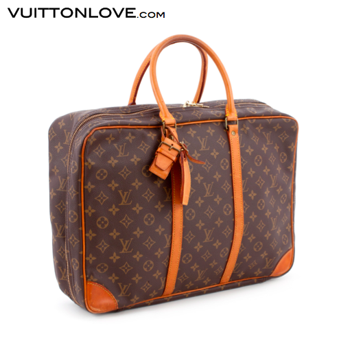 Louis Vuitton Sirius 45 Bukowskis - Vuitton Love