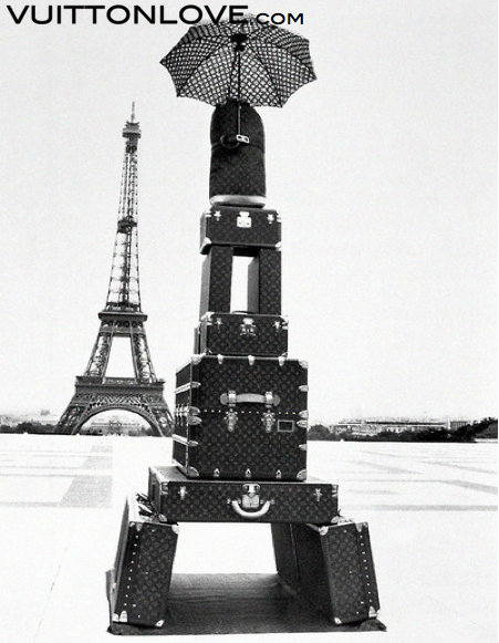 Louis Vuitton Eiffel Tower