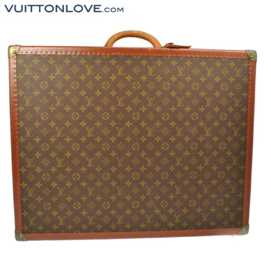 Louis Vuitton Alzer resväska Monogram Canvas Vuitton Love