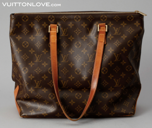 Louis Vuitton Cabas Mezzo Monogram Canvas Bukowskis Market 3