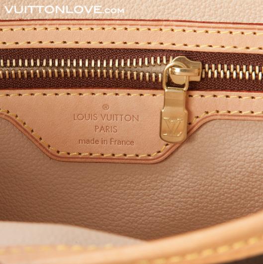 Louis Vuitton Bucket GM Monogram Canvas Vuitton Love 5