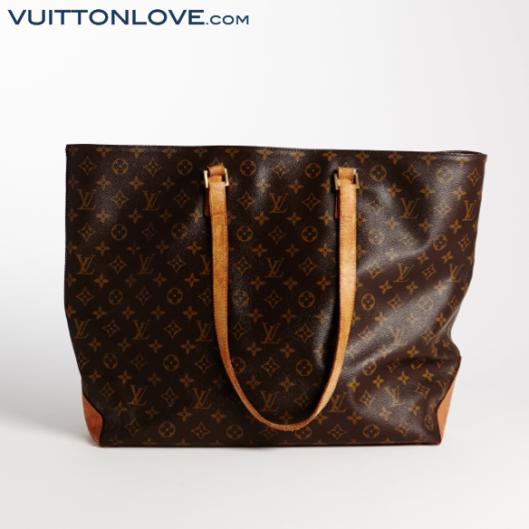 Louis Vuitton Cabas Alto Monogram Canvas Vuitton Love 1