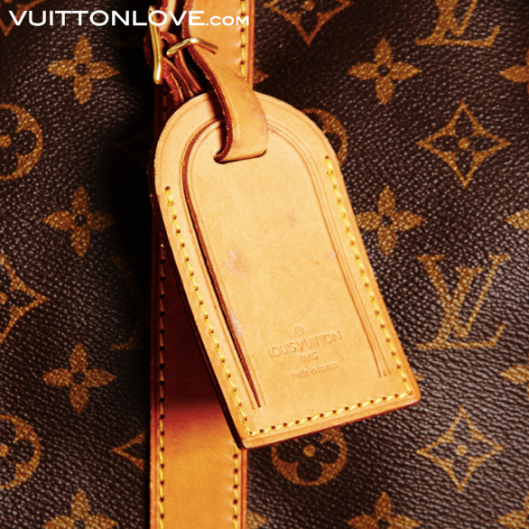 Louis Vuitton Keepall Monogram Canvas Vuitton Love 4