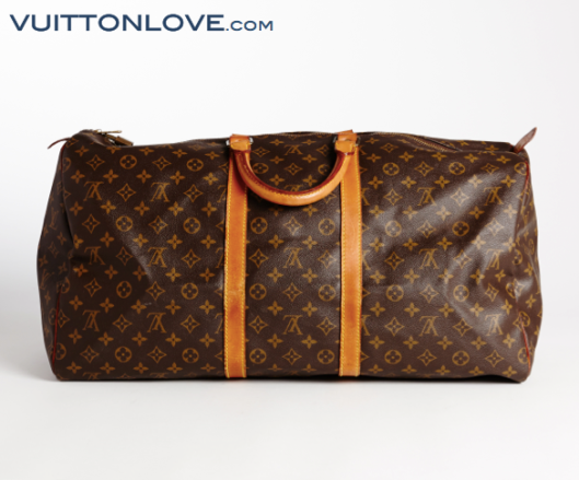 Louis Vuitton Keepall Monogram Canvas Vuitton Vuitton Love 3