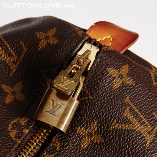Louis Vuitton Keepall Monogram Canvas Vuitton Vuitton Love 5