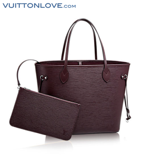 Louis Vuitton Neverfull Epi Vuitton Love
