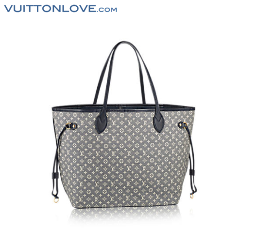 Louis Vuitton Neverfull Monogram Idylle Canvas Vuitton Love