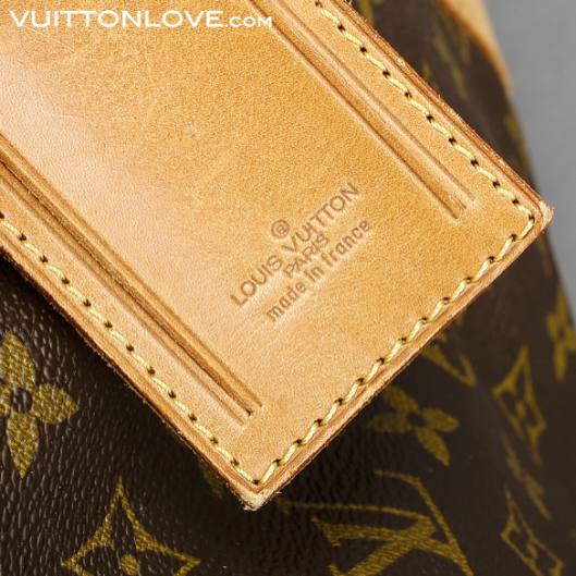 Louis Vuitton Keepall 50 Monogram Canvas Vuitton Love 4