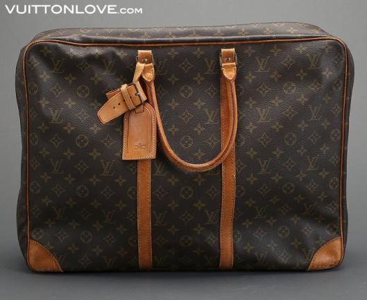 Louis Vuitton Sirius 50 Monogram Canvas Vuitton Love 3