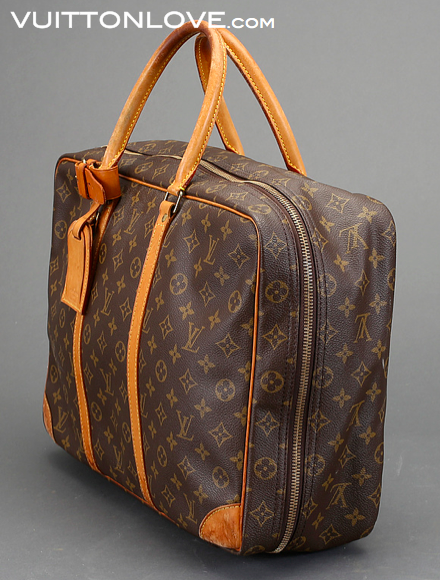 Louis Vuitton Sirius resvaska Monogram Canvas Vuitton Love 2