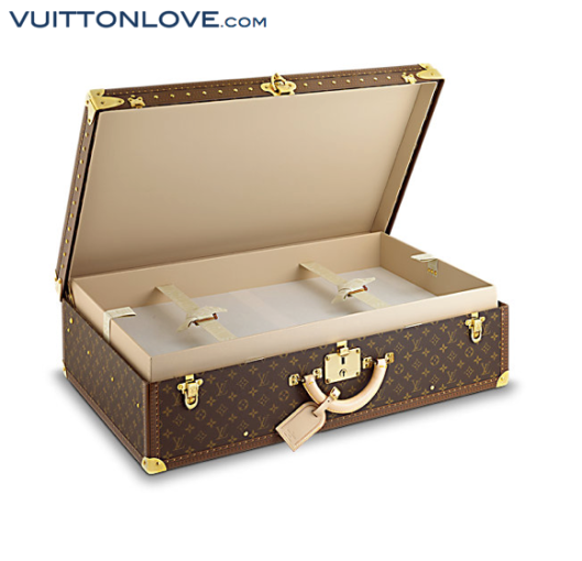 Louis Vuitton Alzer insida Monogram Canvas Vuitton Love