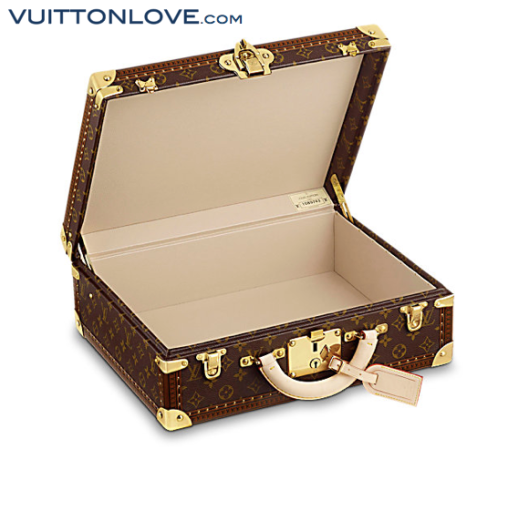 Louis Vuitton Cotteville insida Monogram Canvas Vuitton Love