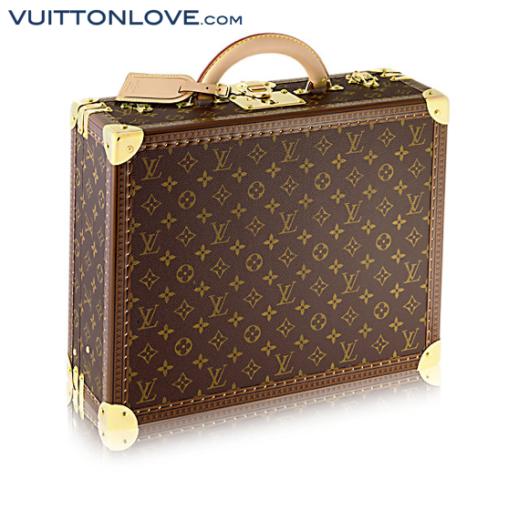 Louis Vuitton Cotteville utsida Monogram Canvas Vuitton Love
