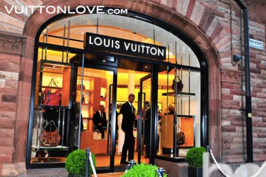 Louis Vuitton Butiken Stockholm Vuitton Love 1