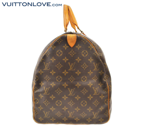 Louis Vuitton Keepall 55 i Monogram Canvas Vuitton Love 4