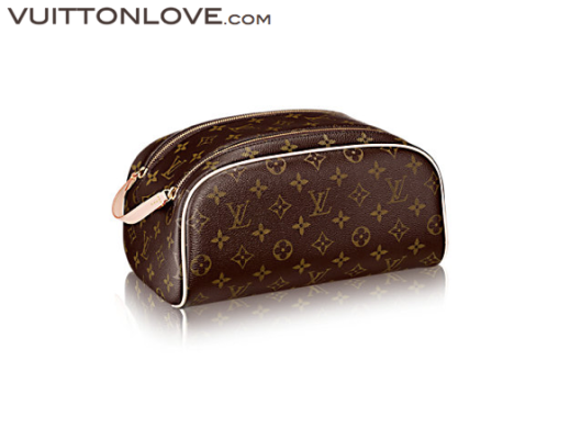 Louis Vuitton King Size Toiletry Bag necessar Monogram Canvas Vuitton Love