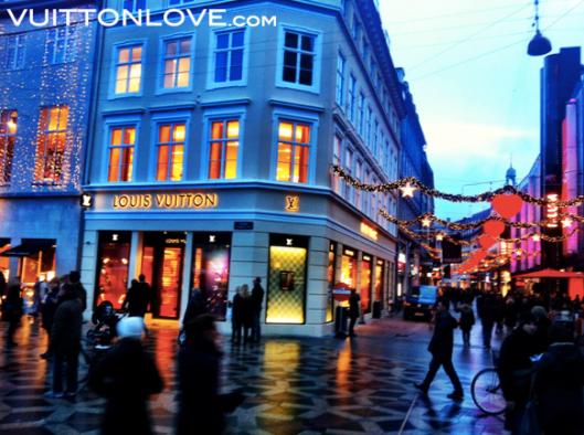 Louis Vuitton Kopenhamn Vuitton Love 1