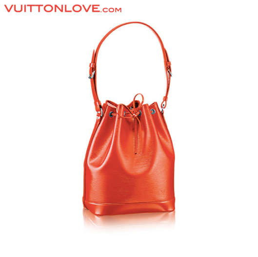 Louis Vuitton NoéEpi Orange Vuitton Love