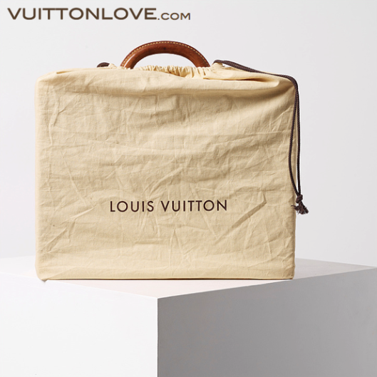 Louis Vuitton resvaska Cotteville 45 Monogram Canvas Vuitton Love 5