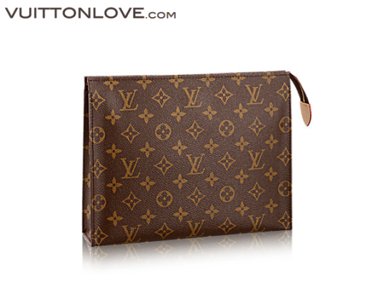 Louis Vuitton Toiletry necessar Monogram Canvas Vuitton Love