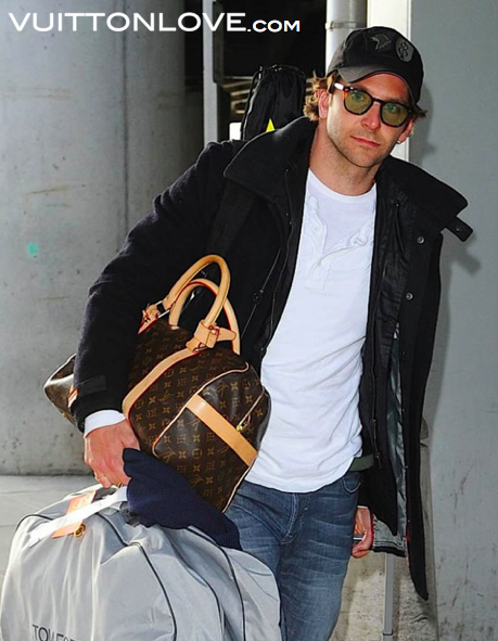 Louis Vuitton vaskor Bradley Cooper Monogram Canvas Vuitton Love