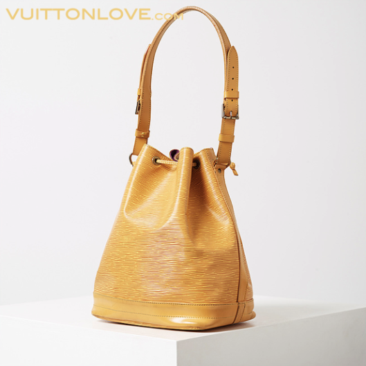 Louis Vuitton vaska Noe Epi lader Vuitton Love 2