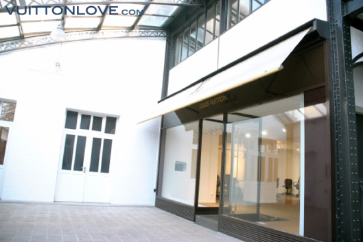 Louis Vuitton fabriken atelier tillverkning vaskor Asnieres-sur-Seine Vuitton Love 1