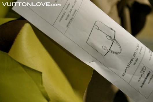 Louis Vuitton fabriken atelier tillverkning vaskor Asnieres-sur-Seine Vuitton Love 10