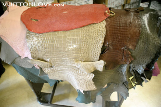 Louis Vuitton fabriken atelier tillverkning vaskor Asnieres-sur-Seine Vuitton Love 11