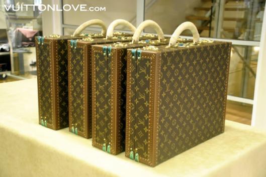 Louis Vuitton fabriken atelier tillverkning vaskor Asnieres-sur-Seine Vuitton Love 20