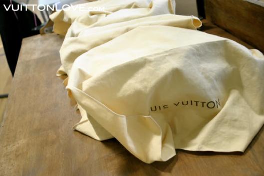 Louis Vuitton fabriken atelier tillverkning vaskor Asnieres-sur-Seine Vuitton Love 31