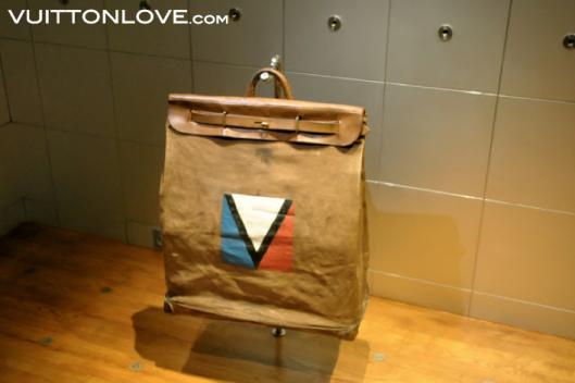 Louis Vuitton fabriken atelier tillverkning vaskor Asnieres-sur-Seine Vuitton Love 38