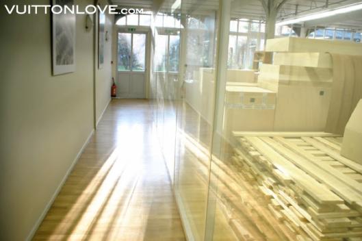 Louis Vuitton fabriken atelier tillverkning vaskor Asnieres-sur-Seine Vuitton Love 7