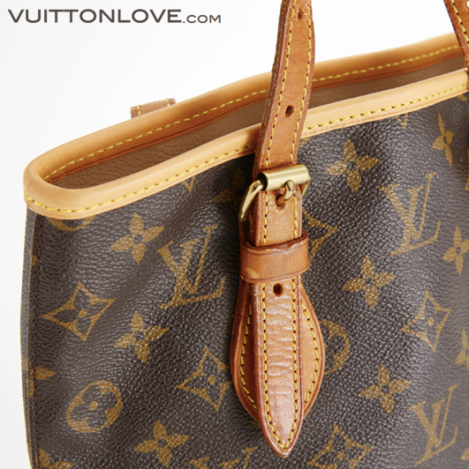 Louis Vuitton vaska Bucket PM Monogram Canvas Vuitton Love 4