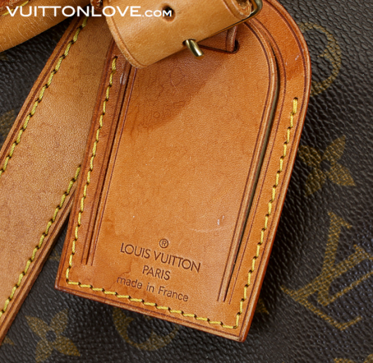 Louis Vuitton vaska Keepall 60 Monogram Canvas Vuitton Love 4