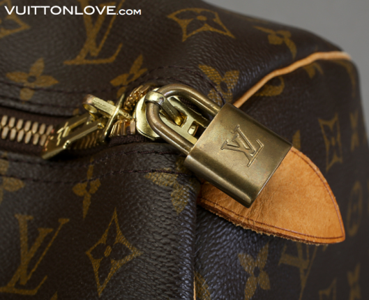 Louis Vuitton vaska Keepall 60 Monogram Canvas Vuitton Love 5