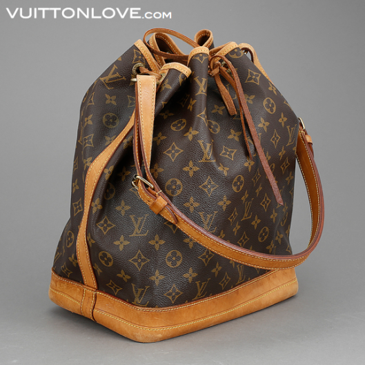 Louis Vuitton vaska Noe Monogram Canvas Vuitton Love 2