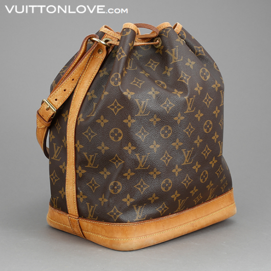 Louis Vuitton vaska Noe Monogram Canvas Vuitton Love 3