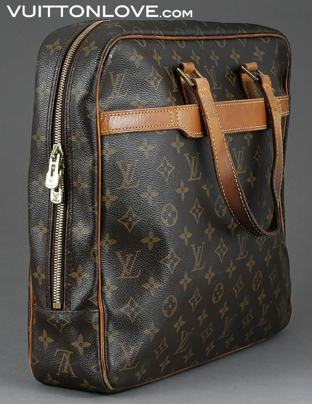 Louis Vuitton portfölj Porte Documents Pegase Monogram Canvas Vuitton