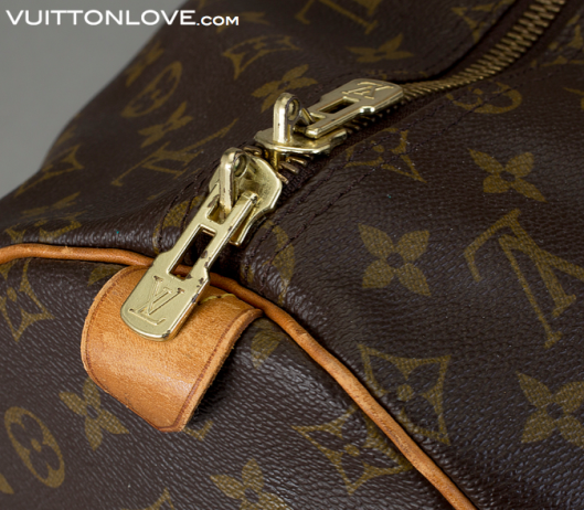 Louis Vuitton weekend bag Keepall 55 Monogram Canvas Vuitton Love
