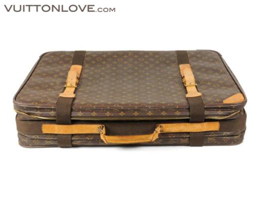 Vintage Louis Vuitton resväska Monogram Canvas Vuitton Love