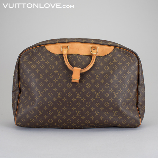 Vintage Louis Vuitton resväska resegarderob AlizéMonogram Canvas Vuitton Love